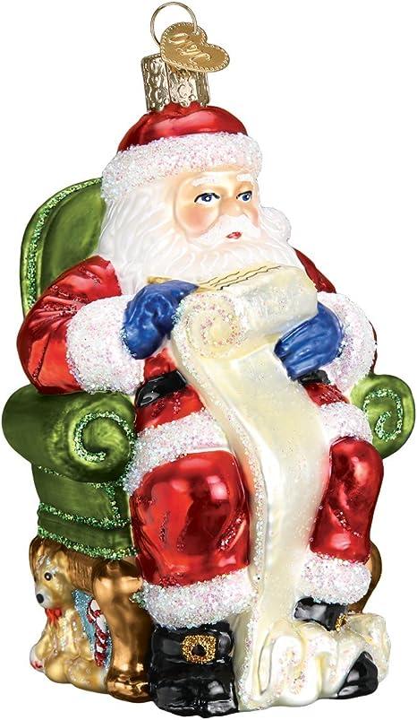 Vintage Christmas Santa Cup Whimsicle Tree Art Handmade