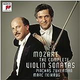 The Mozart Sonatas For Violin And Piano