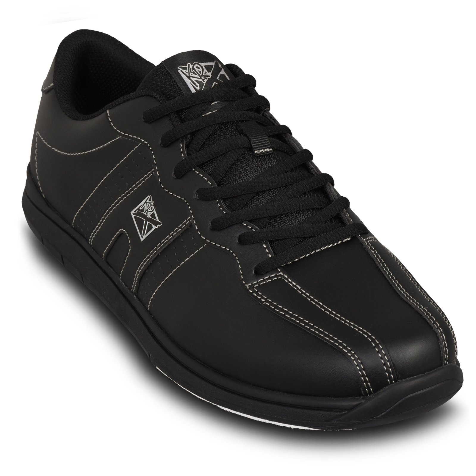 KR Strikeforce Men's O.P.P Wide Bowling Shoes, Black, Size 7.5 by KR Strikeforce (Image #2)