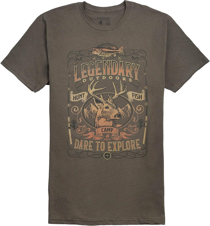 Legendary Whitetails Mens Legendary Short Sleeve T-Shirt