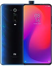Xiaomi Mi 9T Pro Smartphone (16,23cm (6.39 Zoll) FHD+ AMOLED Display, 128GB interner Speicher + 6GB RAM, 48MP 3fach-KI-Rückkamera, 20MP Pop-up-Selfie-Frontkamera, Dual-SIM, Android 9.0) Glacier Blue