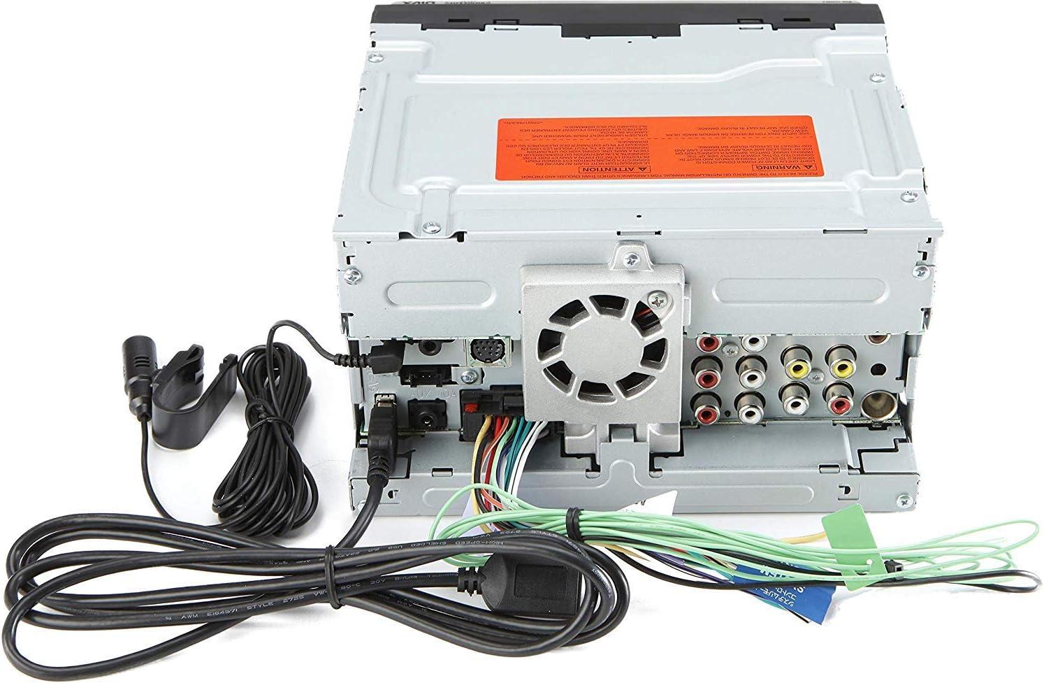 pioneer mvh-1400nex manual