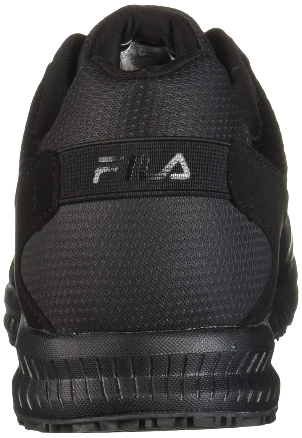 44d68f5c Fila Men's Memory Layers Slip Resistant Work Shoe Food Service