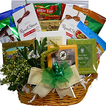 Art of appreciation gift baskets ultimate sugar free guilt free art of appreciation gift baskets ultimate sugar free guilt free chocolate candy and snacks gift negle Images