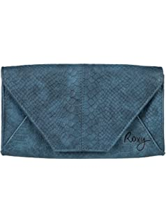 Roxy Won My Heart J Wllt Monedero, 25 cm, Negro: Amazon.es ...