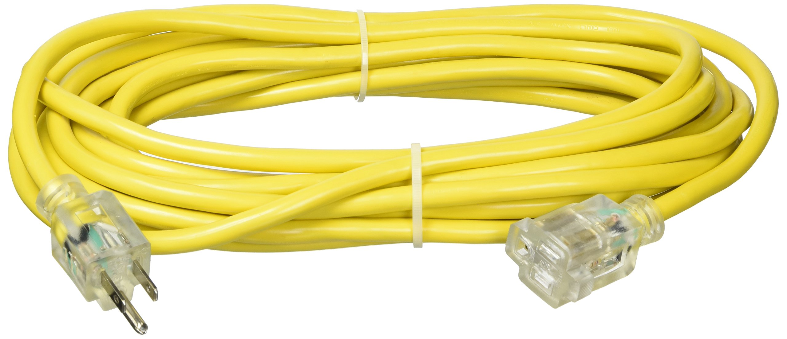 ATE Pro. USA 70045 Extension Cord, 25', 14 Gauge, 3-Prong