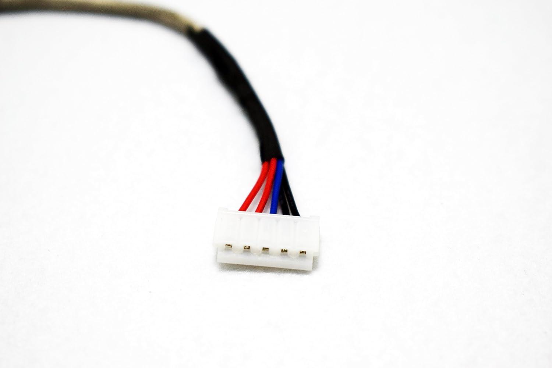 DC POWER JACK SOCKET HARNESS CABLE for Lenovo IdeaPad Z710-5942 Z710-5943