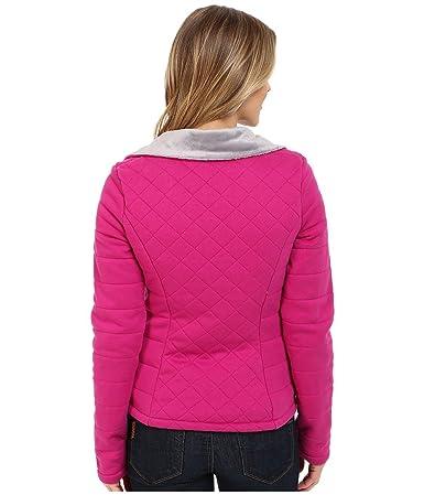 5179c3927 The North Face Women's Caroluna Crop Jacket, Fuchsia Pink, MD at ...