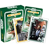 AQUARIUS Star Wars Playing Cards - Boba Fett Themed Deck of Cards for Your Favorite Card Games - Officially Licensed…