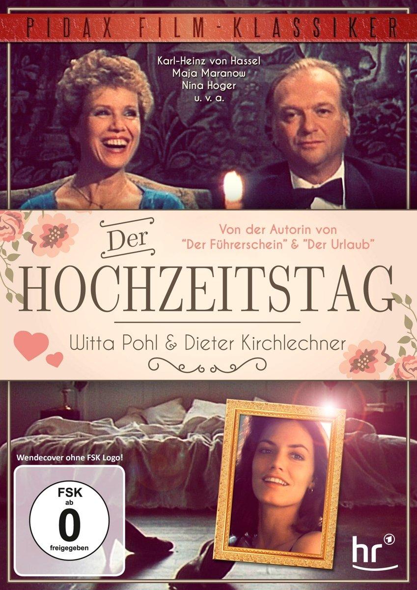 Der Hochzeitstag / Filmdrama von der Autorin von DER FÜHRERSCHEIN ...