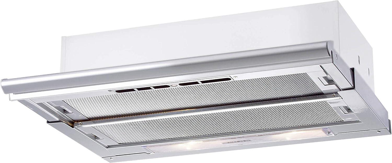 Oranier FLA 3-60 - Ventilador plano para campana extractora (60 cm, acero inoxidable): Amazon.es: Grandes electrodomésticos