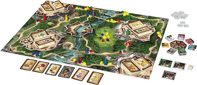 ABACUSSPIELE - Juego de rol, 3 a 5 Jugadores (versión en alemán): Amazon.es: Juguetes y juegos