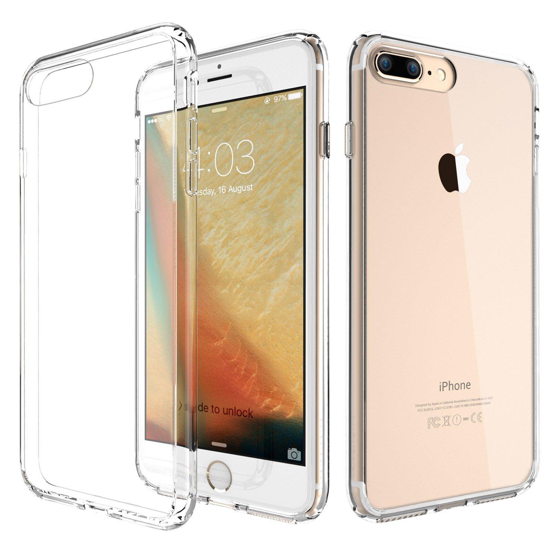 Iphone 7 Plus Case Atgoin Utmost Hybrid Crystal Clear Flexible Tpu Hybrid Pro.. 18
