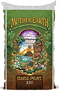 Mother Earth Products Coco/Peat Blend, 1.5 Cu. Ft, Clear