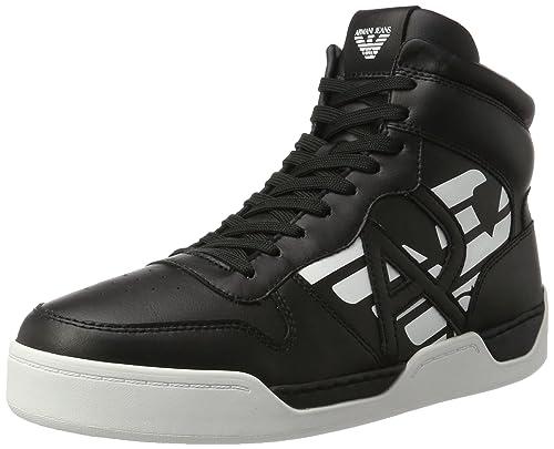 Alto Cut Armani Borse it Scarpe Sneaker E Collo High Amazon A Uomo UOwqwXxFg