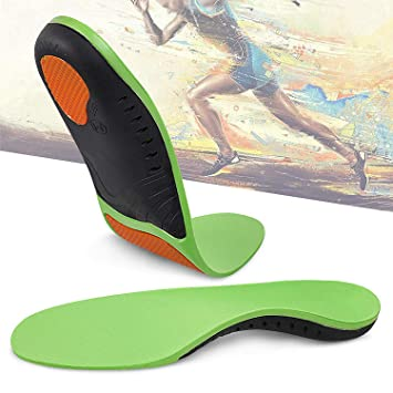 Amazon.com  Hyperspace Sports Insole for Gel High Arch Support ... 2dafb6b21