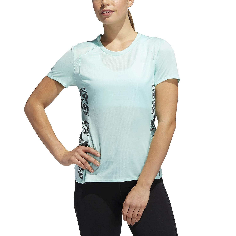 adidas Supernova Cru Parley Tee Women T Shirt (Short Sleeve), Damen
