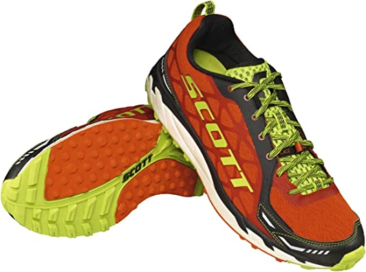 Scott Trail Rocket 2.0 Zapatilla de Running – Hombre, Verde (Verde ...