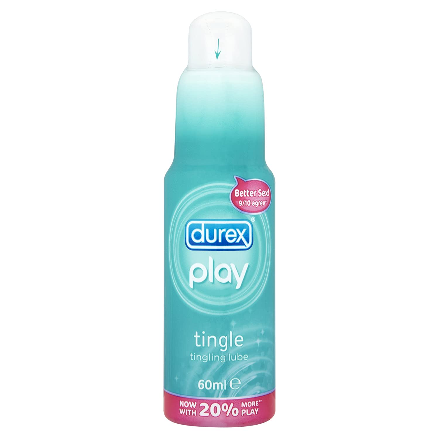 Durex Play Tingling Lube 60ml Health Personal Care Intimate 100 Ml