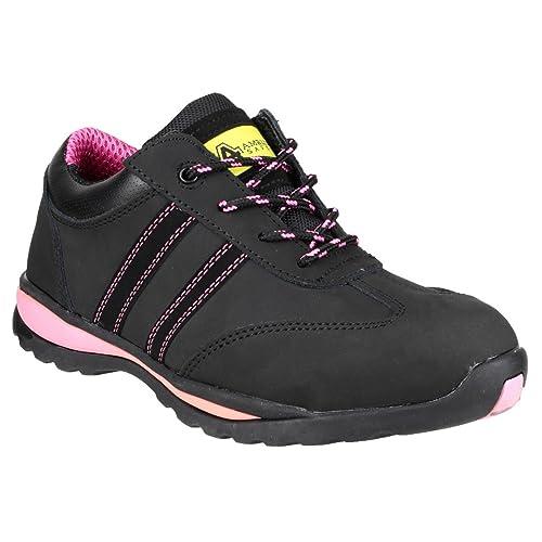 Amblers Steel Amazon es Mujer Calzado De Y Protección Complementos Zapatos w4ZxwqRC