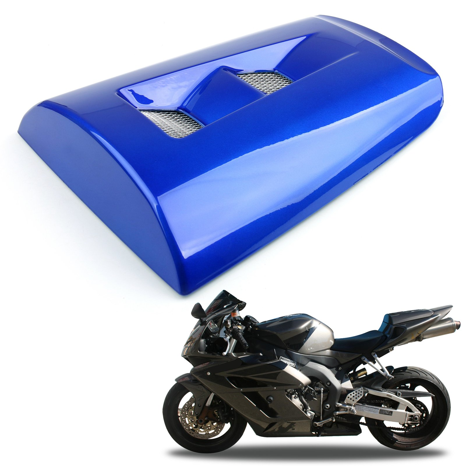 Artudatech Rear Seat Fairing Cover Cowl For Honda CBR 1000 RR 2004-2007 Blue
