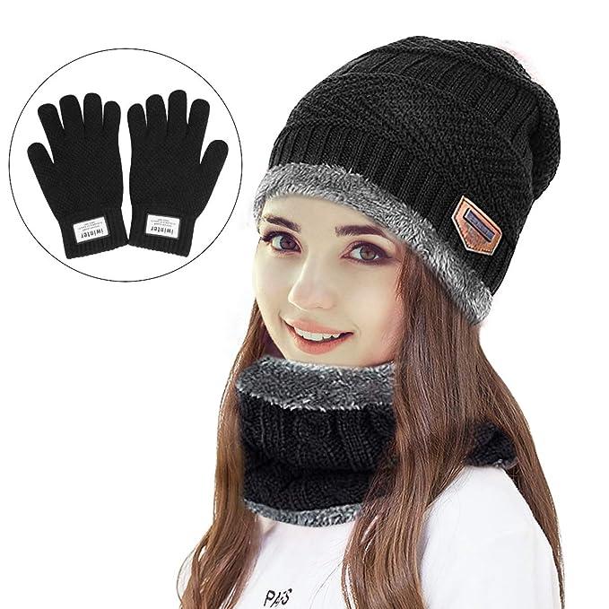 Winter Hat sciarpa set e27df009e250