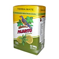 Yerba Mate Pajarito Saveur Menthe et Citron