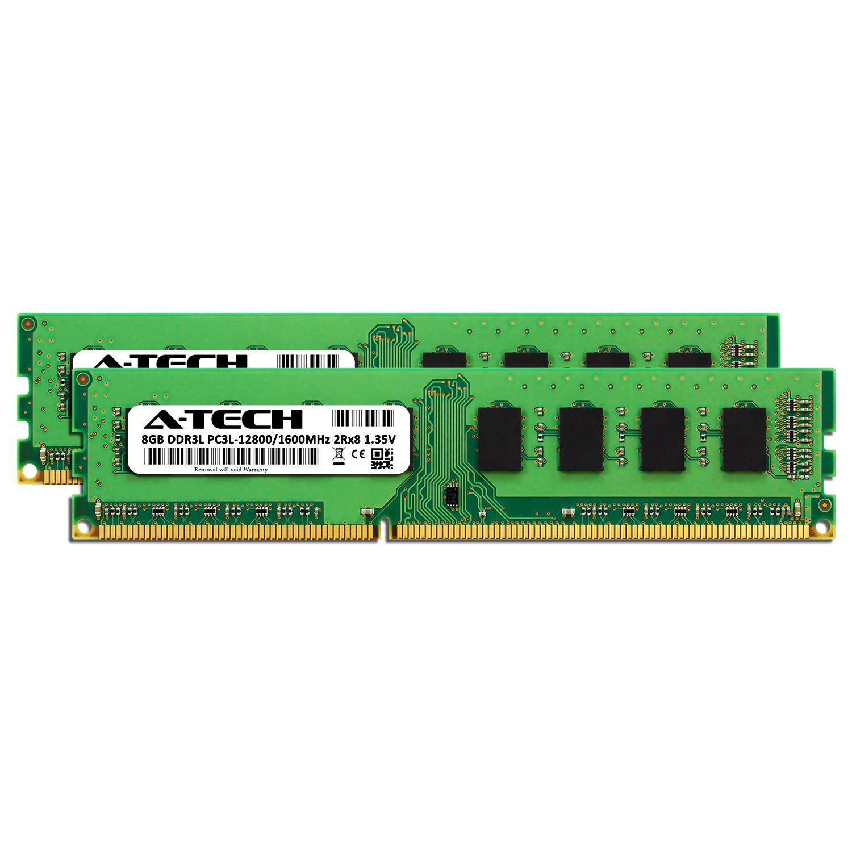 240-pin DIMM, 1600MHz 4GB DDR3 PC3-12800 Desktop Memory Module Genuine A-Tech Brand