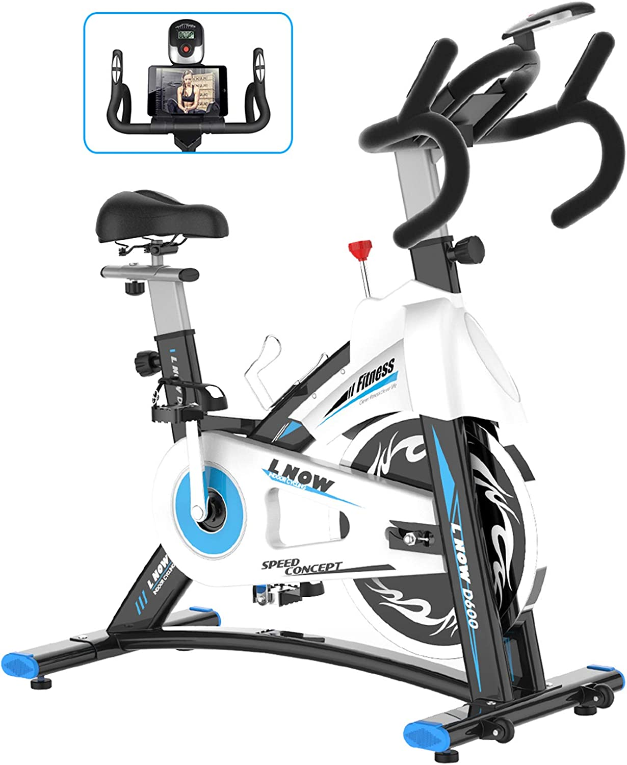 Top 10 Best Exercise Bike with Screen [Buyer's Guide – 2021] 9
