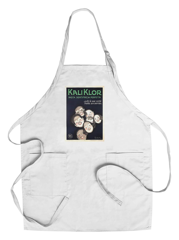 Kali Klorヴィンテージポスター(アーティスト: Leonetto CappielloフランスC。1925 Chef's Apron LANT-64790-AP B018NONVKU  Chef's Apron