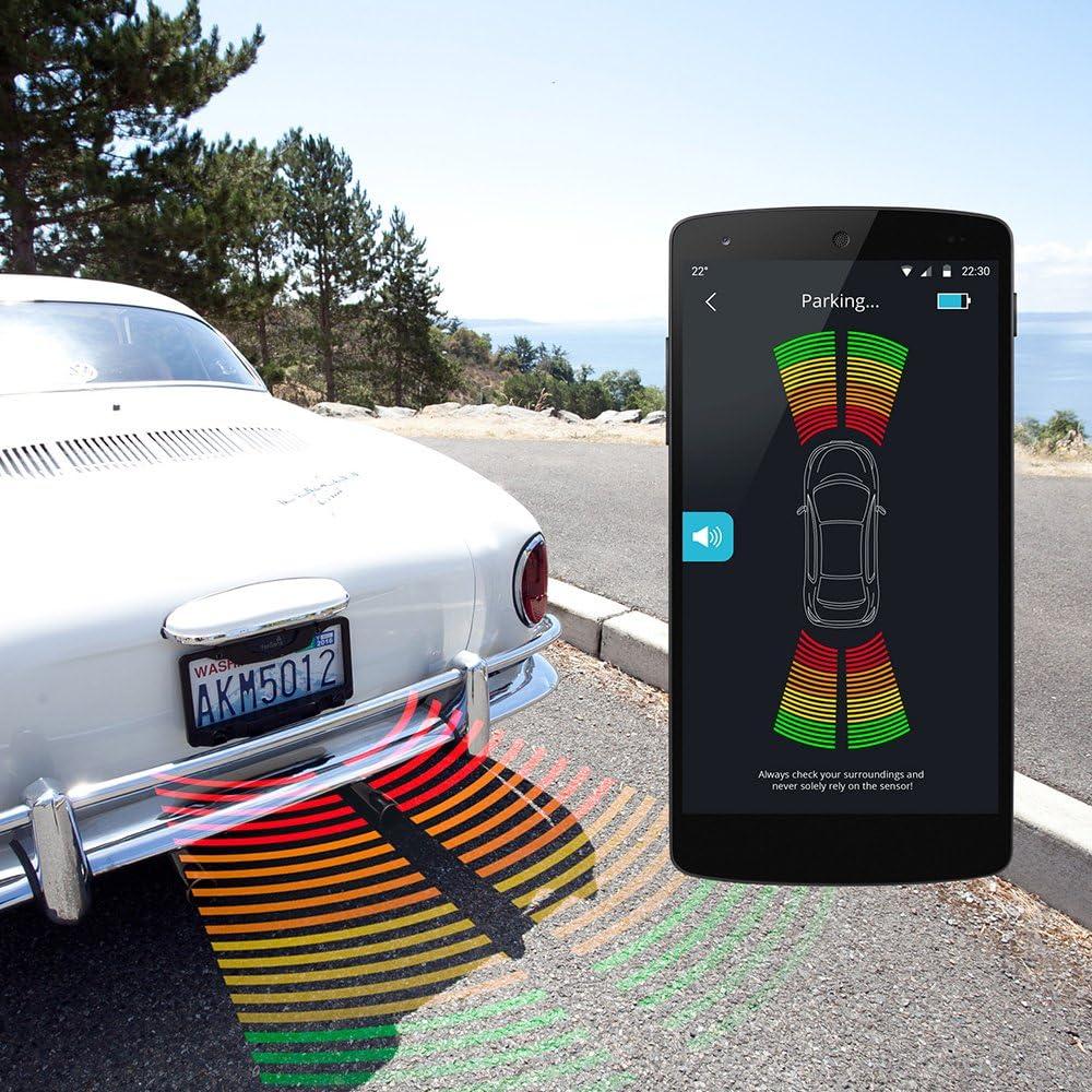 Frames 100% Wireless Easy-Install FenSens Smart Wireless Parking ...