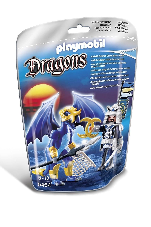Amazoncom Playmobil Ice Dragon With Warrior Toys Games