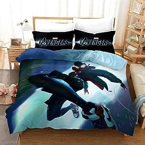 Amazon.com: Wisht Marvel Avengers Kids Bedding Set for ...