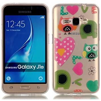 crison Case For Samsung Galaxy J1 sm-j120, Love Of The