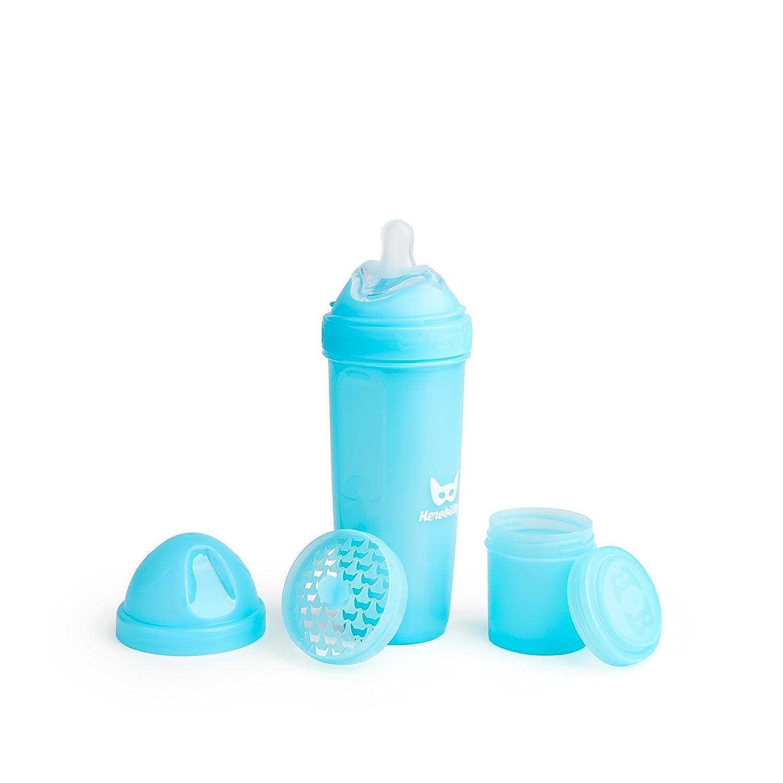 wei/ß Herobility HBT140WE0101 Babyflasche 140 ml