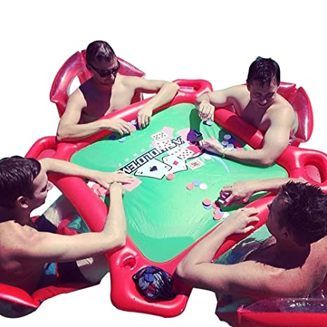 Juguetes Inflables del Agua del Verano, Flotador De La Piscina para La Reunión del Partido