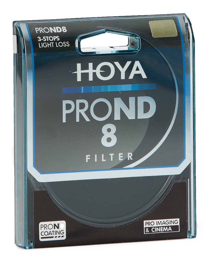 Hoya Pro ND 8 Filtre gris pour Lentille 52 mm
