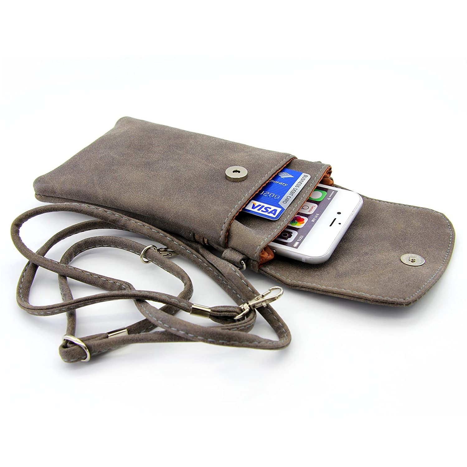 cell phone holder for purse