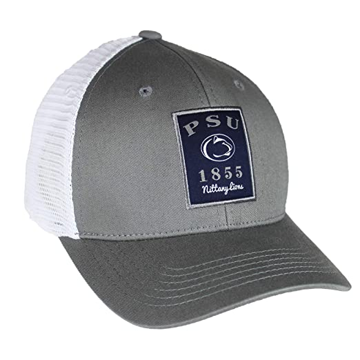 bf31d477cdbed9 Amazon.com : Top of the World Penn State Nittany Lions Official NCAA  Adjustable Ranger 26 Hat Cap Mesh Curved Bill 814698 : Clothing
