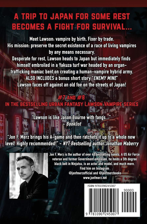 The Kensei: A Supernatural Espionage Urban Fantasy Series ...