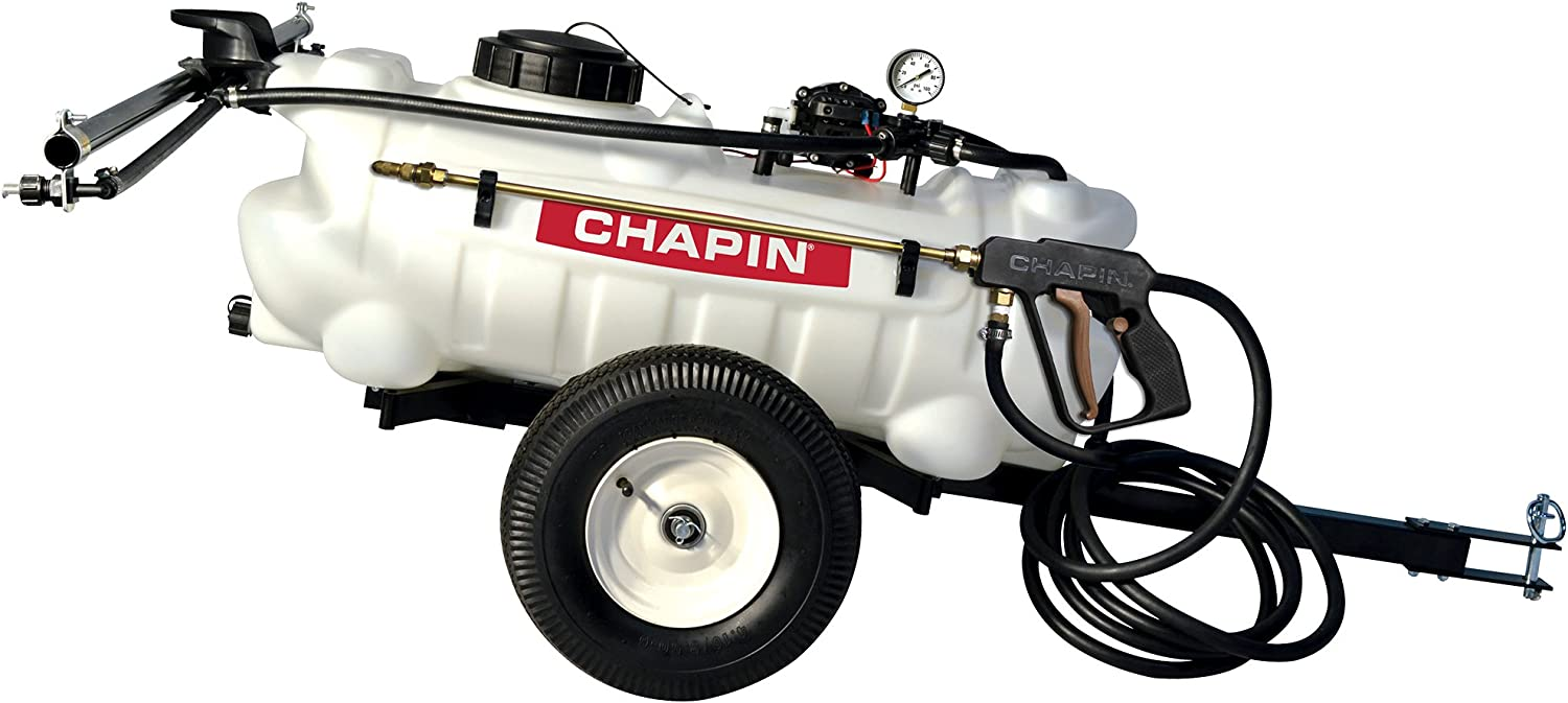 Chapin Tow-behind Sprayer