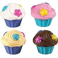 Cupcake Divertido para Banho, Munchkin, Multicor