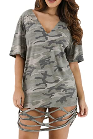 Vepodrau - Falda - para Mujer Camuflaje L: Amazon.es: Ropa y ...