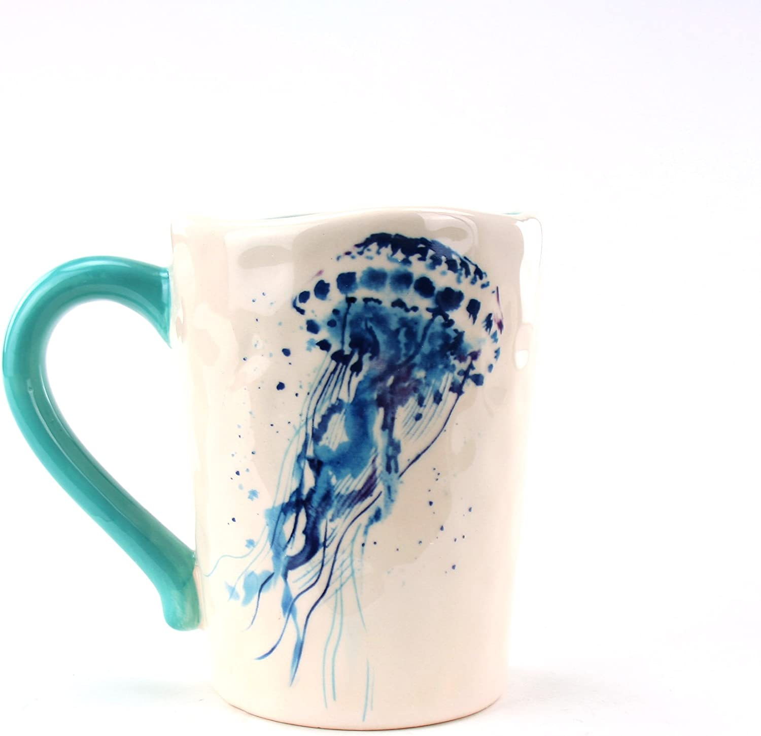 Coastal Collection Jellyfish Mug