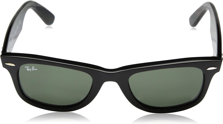 Rayban Gafas de Sol MOD. 2140 SOLE1115 Negro: Ray Ban: Amazon.es: Zapatos y complementos