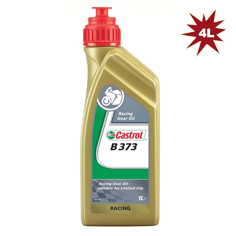 Castrol B373 SAE 90 - Racing Gear Oil API GL-6 CAS-1861-8730, 4L: 4x1L