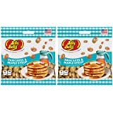Jelly Belly Pancakes & Maple Syrup Grab & Go Bag (2 Pack)