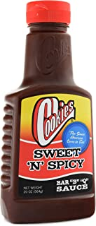 product image for Cookies Sweet N Spicy BBQ Sauce, 20 Ounce