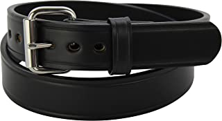 product image for Max Thickness Work or Gun Belt for Concealed Carry Leather 1.50 inches