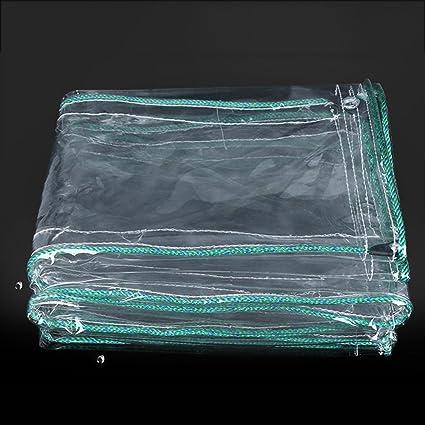 Addensare Telo Trasparente Telo Impermeabile Tenda